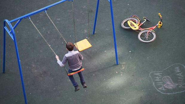 Треть детских площадок в России признали опасными для детей