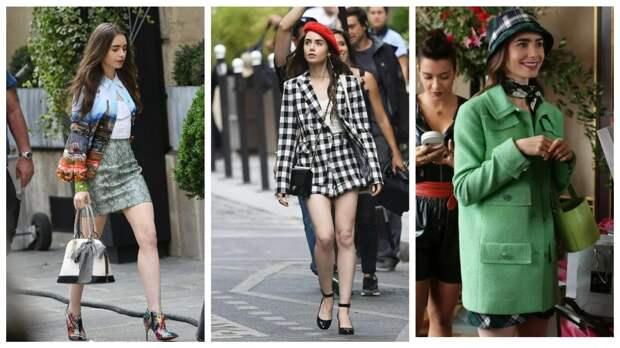 Очарование в деталях: повторяем стильные образы сериала «Эмили в Париже»