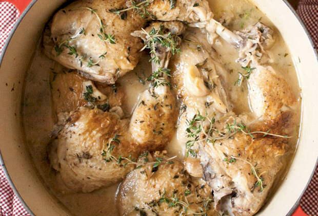 Вкусные блюда из курицы в итальянском стиле