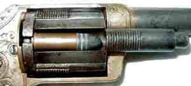 Роллин Уайт и Смит и Вессон против трёх необычных и уникальных револьверов