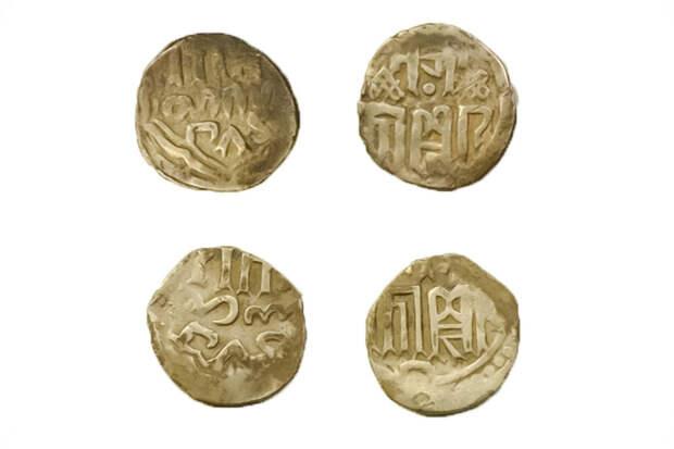 В Новой Москве археологи нашли монеты времён Золотой Орды