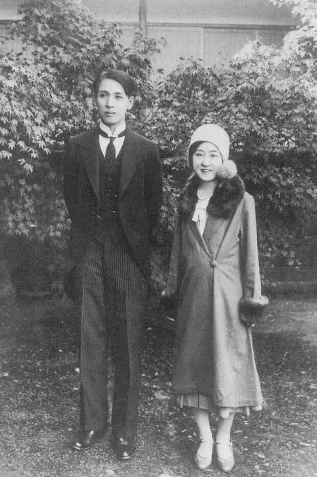 Такеюки Со и Ток Хе. / Фото: www.koryo-saram.ru