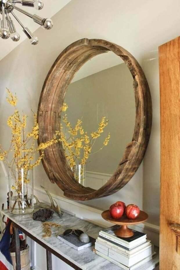 Что можно сделать из старой деревянной бочки