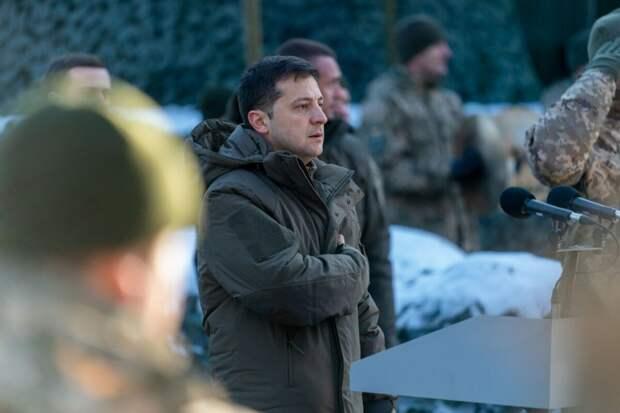 Зеленский озвучил три версии гибели солдат ВСУ на Донбассе