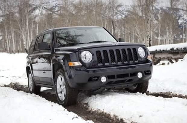 В России отзывают небезопасные кроссоверы Jeep Liberty