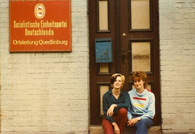 Повседневная жизнь в ГДР