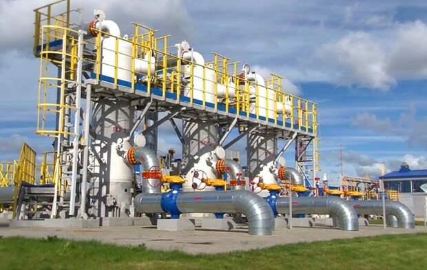 Украина может решить ситуацию с природным газом только введением режима ЧП