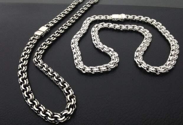 Чтобы серебро не темнело, храните его с силикагелем / Фото: cs1.livemaster.ru