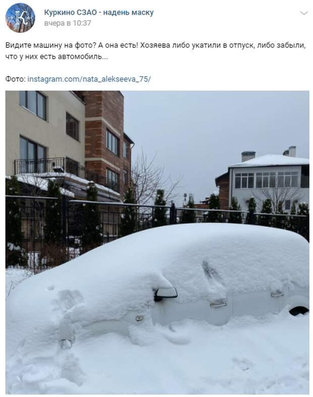 Фото дня: автомобиль-хамелеон