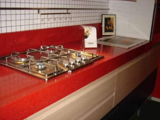 Какую столешницу выбрать на кухню