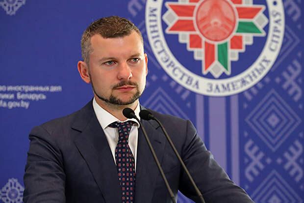 Минск заявил об отсутствии угроз безопасности со своей стороны