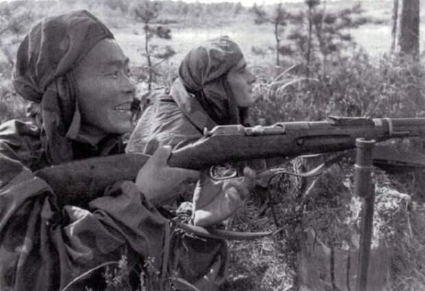 Как в Красной Армии проверяли работу своих снайперов