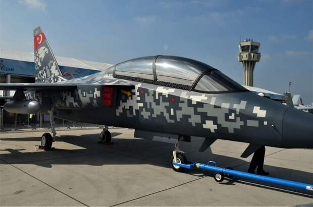 Новый конкурент Як-130: турецкий боевой самолёт TAI Hürjet начнут производить в конце этого года