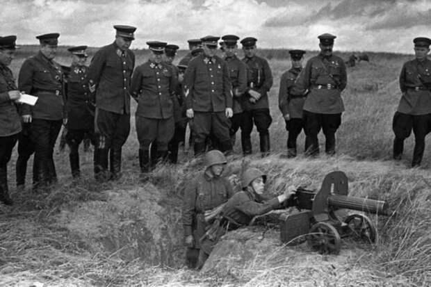 Сталин перед войной