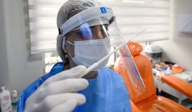 Штаб: За сутки в РФ подтвердили 19 тыс. 744 случая коронавирусной инфекции, в Москве - 2 тыс. 469