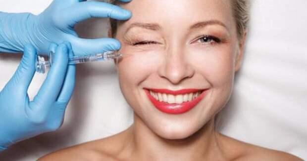 Исследования показали, что инъекции ботокса делают людей счастливее