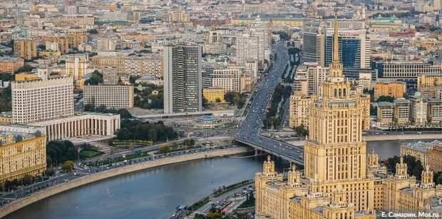 Собянин: Завершен еще один проект возрождения исторического облика Москвы. Фото: Е. Самарин mos.ru