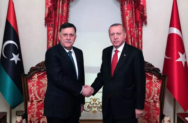 эрдоган саррадж