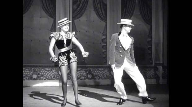 Джуди Гарланд и Джин Келли - Ballin' the Jack