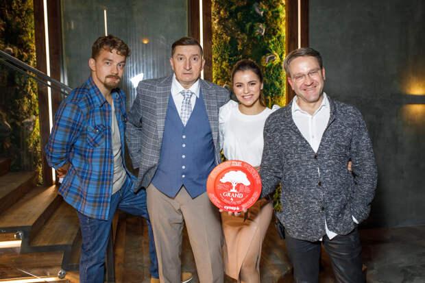 Вячеслав Чепурченко и Алексей Демидов появятся в отеле «Гранд»