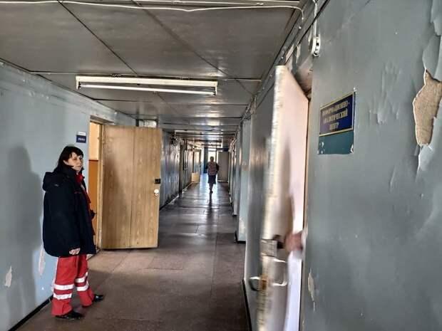 Появились фото разрушенной больницы на Луганщине, где примут зараженных коронавирусом