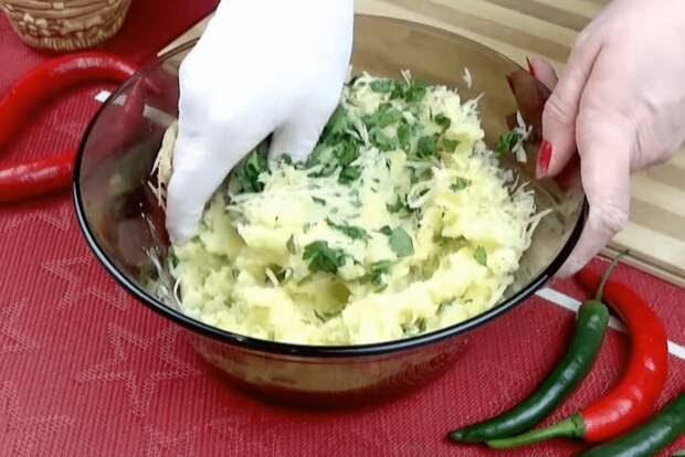 Новый способ приготовить обычную картошку. Быстро, просто и очень вкусно