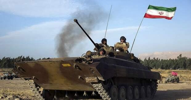Россия может стать главным поставщиком оружия для Ирана