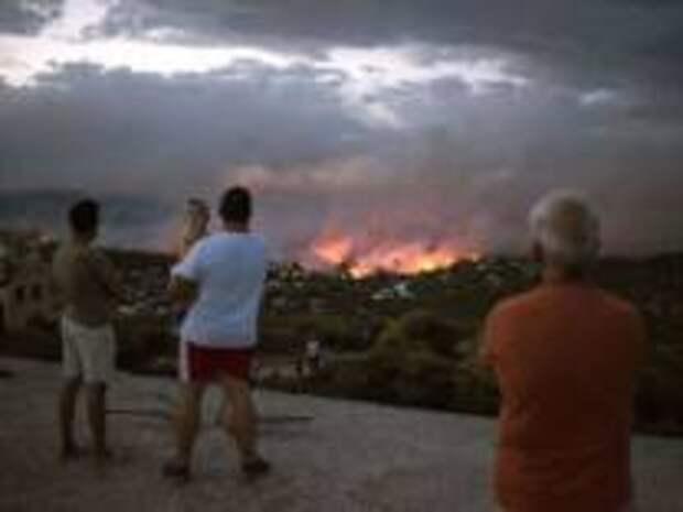Российским туристам в Афинах ничего не угрожает