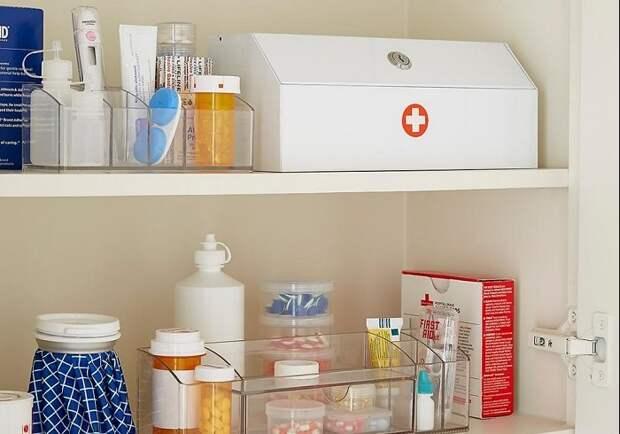 Хранить таблетки в ванной крайне нежелательно / Фото: proremont.ovh