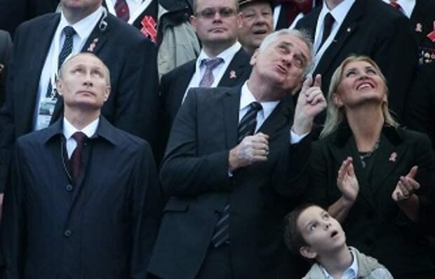 ТАСС: Меркель: санкции против РФ будут отменены при устранении причины их введения