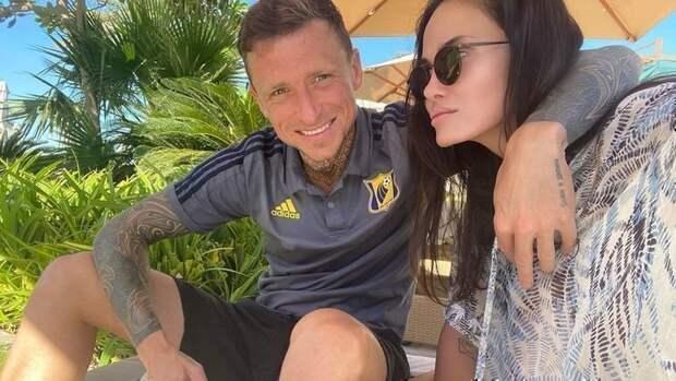 Полузащитник «Ростова» Мамаев развелся сженой после восьми лет брака