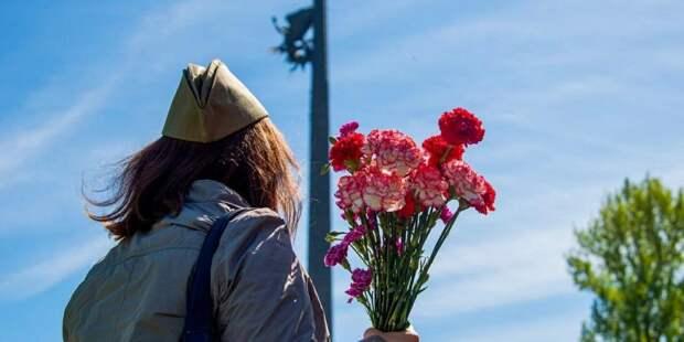 Ежегодная акция «Бессмертный полк» проходит в Москве онлайн/ Фото mos.ru