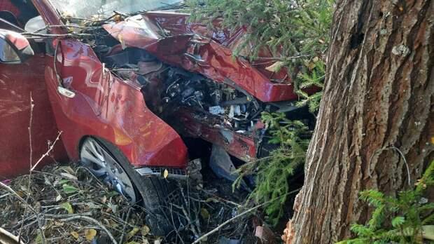 Утомленный автомобилист устроил аварию с 3 пострадавшими детьми в Удмуртии