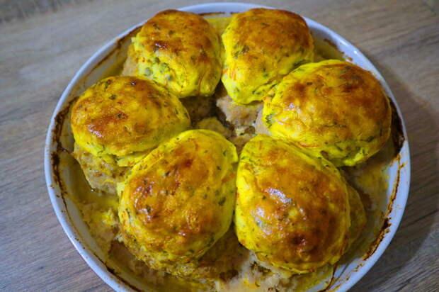 Горячее блюдо из картофеля с сыром и мясом Рецепт, Видео, Праздничный стол, Горячее, Картофель с сыром и мясом, Длиннопост