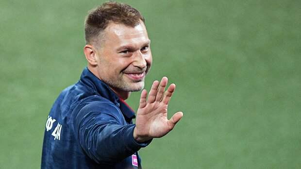 В. Березуцкий останется в штабе ЦСКА как минимум до конца сезона