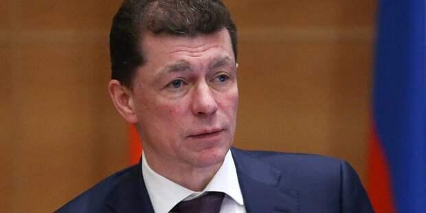 Топилин стал главой Пенсионного фонда России