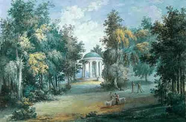 Усадьба Строгановых в Москве