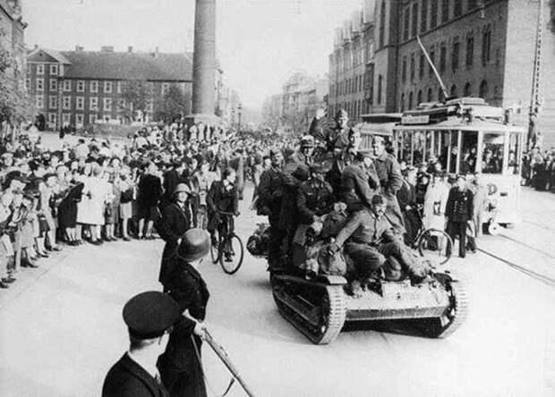 Midget tank авто, история, факты