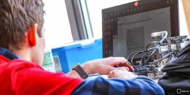 Программирование. Фото: mos.ru
