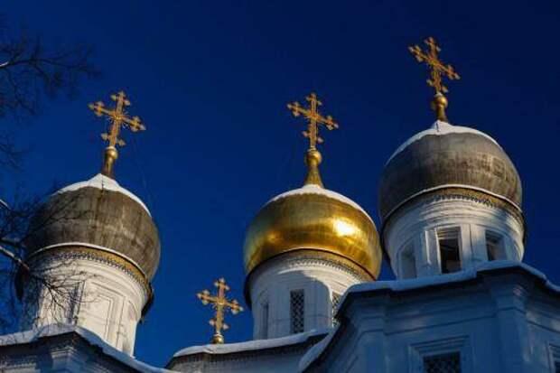 Чрезвычайное происшествие в Константиновском монастыре