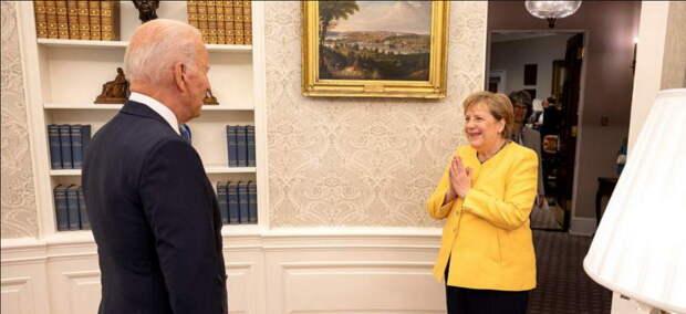 РФ больше не обвиняется. Германия и США поменяли свое отношение к Украине – киевский политолог