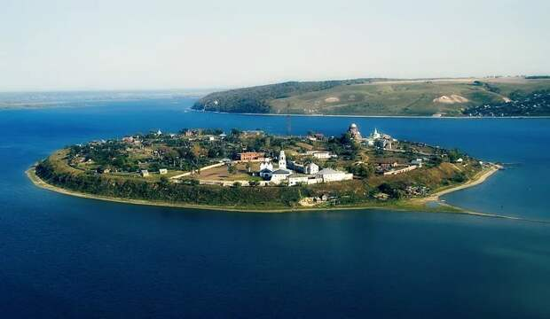 7 русских островных крепостей, от одного вида которых захватывает дух