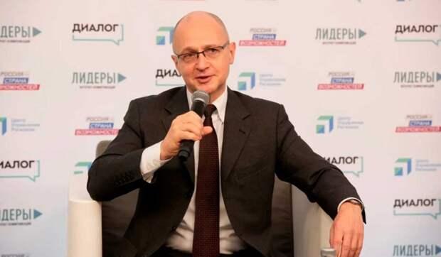 Кириенко отметил большой спрос на IT-специалистов в России