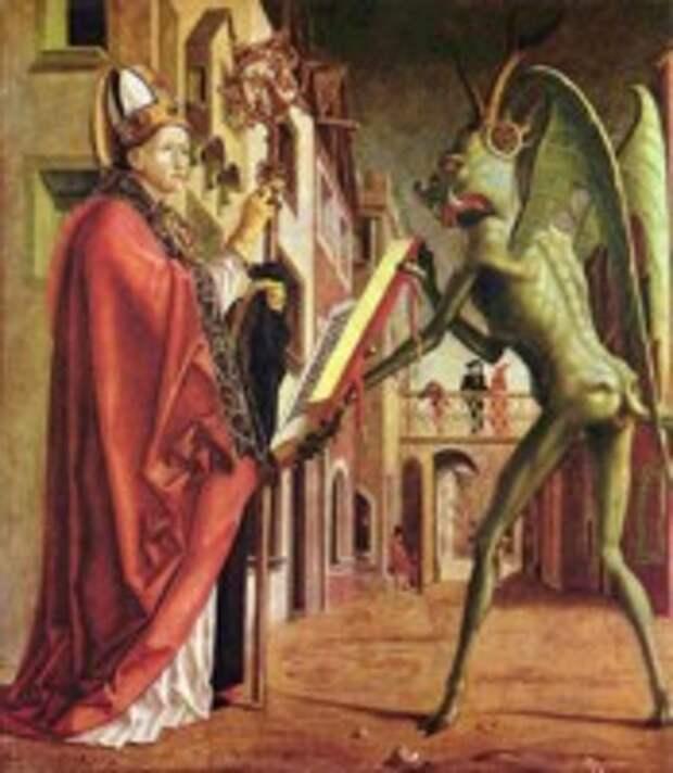 Уговор дороже денег Сделка с дьяволом