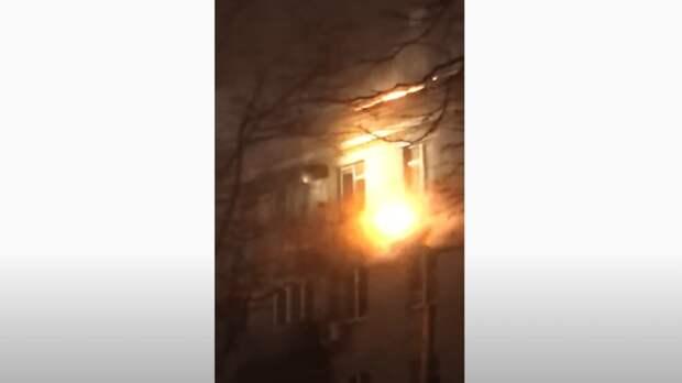Воробьев поручил обеспечить необходимую помощь жителям дома в Химках, где произошел пожар