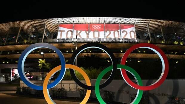 В Токио открываются летние Олимпийские игры. LIVE