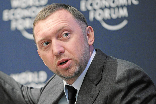 Минфин США отказался снимать введённые против Дерипаски санкции