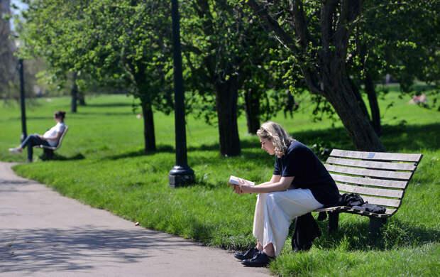 В Петербурге выходные середины октября порадуют теплом и солнцем
