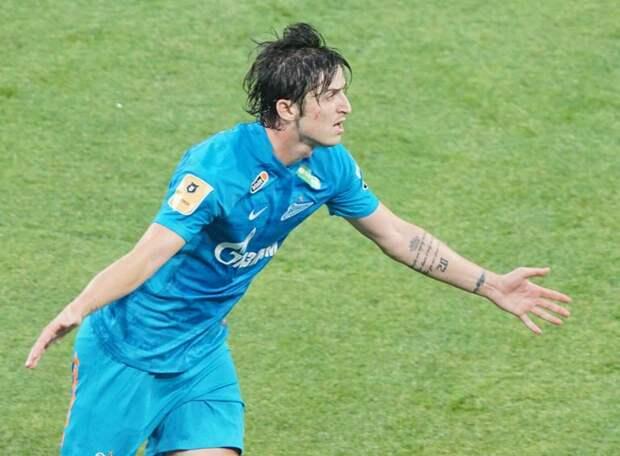 ЛЕПЕХИН: Не Азмун, так другой будет забивать за «Зенит». Команда на одной ноге обыгрывает всех в России, и это еще без Малкома