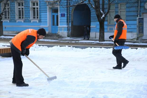 МЧС Крыма сообщило об отсутствии чрезвычайных ситуаций из-за непогоды